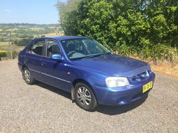 HYUNDAI Accent 2002 Hatchback,