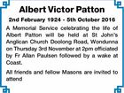 Albert Victor Patton