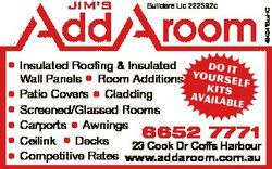 * Insulated Roofing & Insulated Y DO IT Wall Panels * Room Additions OURSELF KITS * Patio Covers...