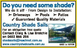 Do you need some shade? We do it all! - From Design to Installation:  Driveways  Pools  Patios  Guar...
