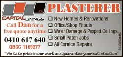 New Homes & Renovations Call Dan for a  Office/Shop Fitouts free quote anytime  Water Damage &am...