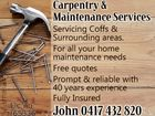 Carpentry & Maintenance Services