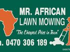 Mr African Lawn Mowing