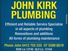 John Kirk Plumbing