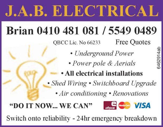 Brian 0410 481 081 / 5549 0489   QBCC Lic. No 66233    Free Quotes  Underground P...