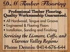 DM Timber Flooring