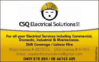 For all your Electrical Services including Commercial, Domestic, Industrial & Maint...