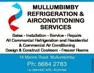 14 Manns Road Mullumbimby   Ph: 6684 2783   Lic 299433C ARC: AU40492   Sales - Instal...