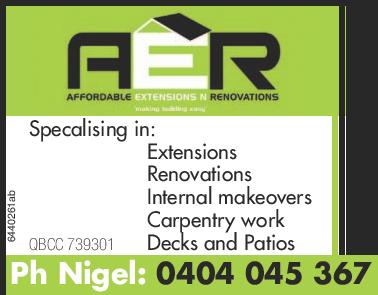 Making Building Easy   Specialising in   EXTENSIONS RENOVATIONS INTERNAL MAKEOVERS ...