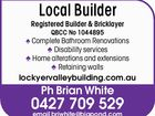 BRIAN WHITE BRICKLAYING