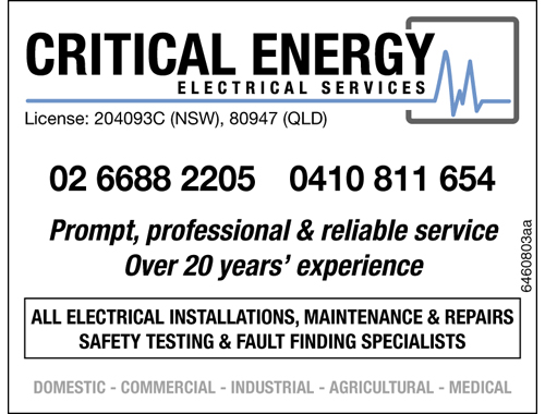 Call Richard: 0410 811 654