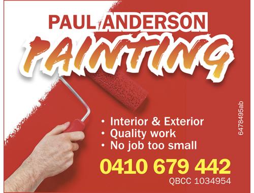 Interior & Exterior  Quality work  No job too small    QBCC 1034954