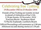 TYSHING, Sue