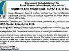 Pavement Rehabilitation for Peak Downs Mine Road, Moranbah