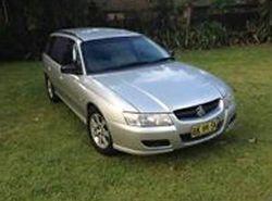 2007 VZ Holden Executive Commodore Wagon. V6 Auto – 150,000km – Near new tyres - Rego...