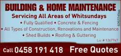 Servicing All Areas of Whitsundays