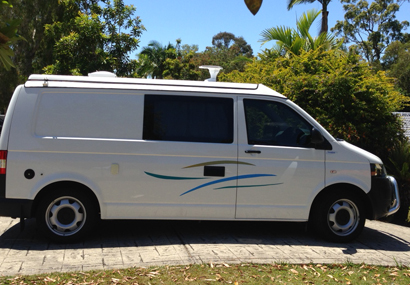 2014 VW AWD Camper van, professionally manufactured, only 40,300 klms, rego & wty 3/17, as ne...