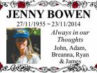Jenny Bowen