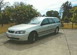 2003 Ford wagon, auto, possibly best in town, air con, drives beautifully, mech A1, reg'd,...