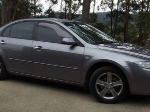 Mazda 6 Turbo Diesel