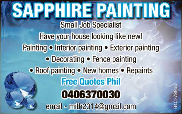 Small Job Specialist