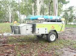 Cub Daintree Off Road Hard Floor Camper in excellent condition with extra's.  $12,500 ONO. Phone 041...