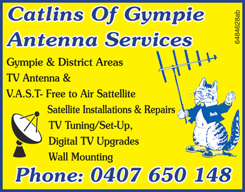 Catlins Of Gympie