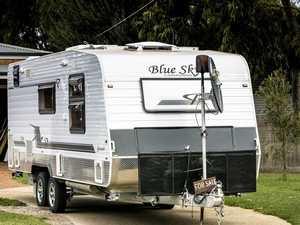 Blue Sky Grande Caravan
