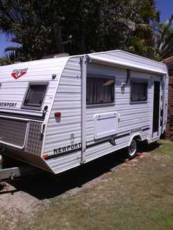 Simple  Caravan Experience Brand New Jayco Expanda Tourer And Offroad Caravans