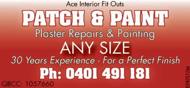ACE INTERIOR FIT OUTS