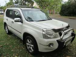 NISSAN X-Trail TS Diesel CVT, low kms, 6 air bags, all accessories, exc cond, full maintenance, r...