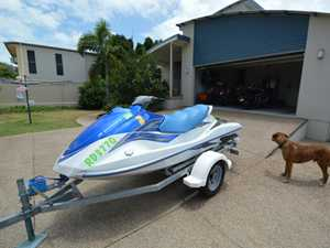 YAMAHA WAVE RUNNER 2006
