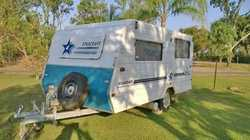 96 Starcraft Jayco Poptop, good condition, always garaged, annexe, solar, plus many extras, reg $...