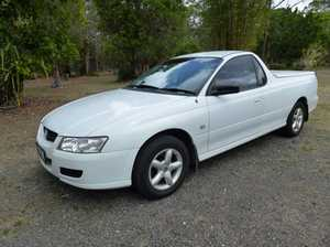 COMMODORE UTE 07 VZ
