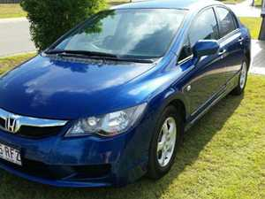 2010 HONDA CIVIC LTD EDITION