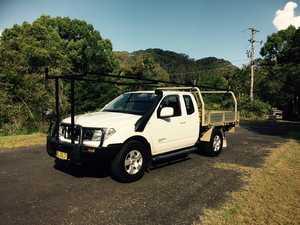 Nissan Navara STX king cab