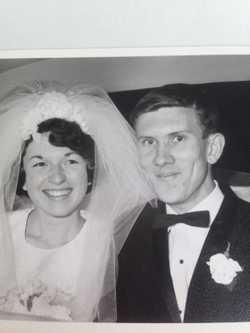Mr and Mrs Dennis and Rhonda Dawson of Coolum Beach will Celebrate their Golden Wedding Anniversary...