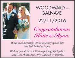Congratulations Katie & Ryan