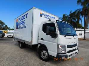 Fuso Canter 615 Truck 2013