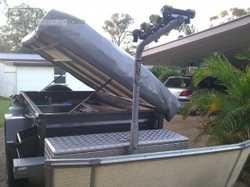 2007 Castaway Kookaburra Heavy Duty Off-Road Camper Trailer
