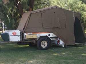 1997 Kimberley hard floor camper