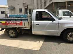 Ford Courier 2004   228,000kms. Used, Good Condition. Manual UTE. Diesel, ladder racks, tow,...