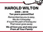 Harold Wilton