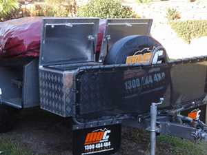 Camper Trailer Off Road 2015