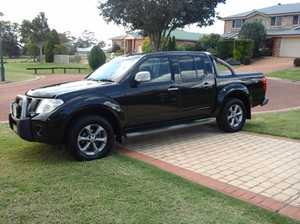 2014 Navara Titanium for sale