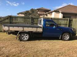 TRADIE WORKHORSE The 2008 Mazda BT-50 is a work horse. 146920 km on the clock only.   EXCITING FEATU...