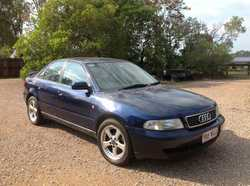 1999 A4 Audi, auto, near new tyres, air con, reg'd 05/17, 190,000klms, very good condition...
