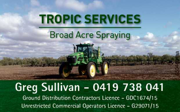 Broad Acre Spraying