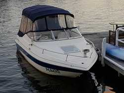 "GLASTRON GS 209, 2005 Half Cabin 20' 2"" Cruiser 190hp Mercruiser 4.3L stern drive, onl..."