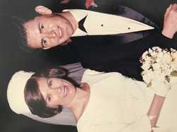 Ian and Johanna Jolly (nee Hanna) were married on 30 December 1966 at Sacred Heart Church, Mosman....